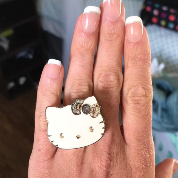 453c8debc Hello Kitty Jewelry | Sephora Perfume Ring | Poshmark